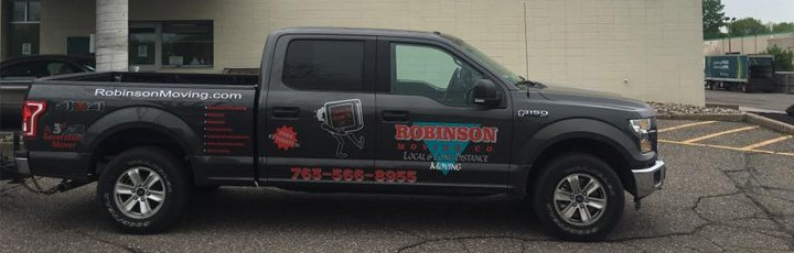 Robinson Moving Truck