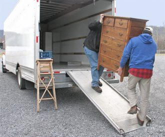 Furniture Movers Robinson Moving